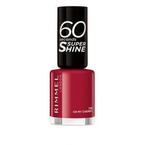 60 SECONDS SUPER SHINE 710 Oh my Cherry