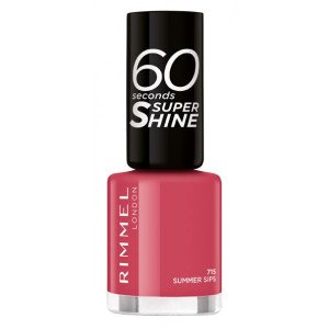 60 SECONDS SUPER SHINE 715 Summer Sips
