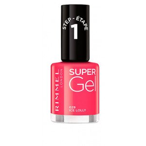 Super Gel Nail Polish Italian Shades 029 Ice Lolly