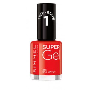 Super Gel Nail Polish Italian Shades 055 Bae Watch