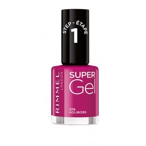 Super Gel Nail Polish Italian Shades 076 Holibobs