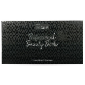 Black Beauty Book Paleta de Maquillaje