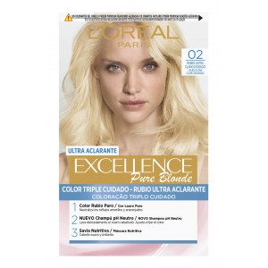 Excellence Creme Blonde Supreme Tintes 02
