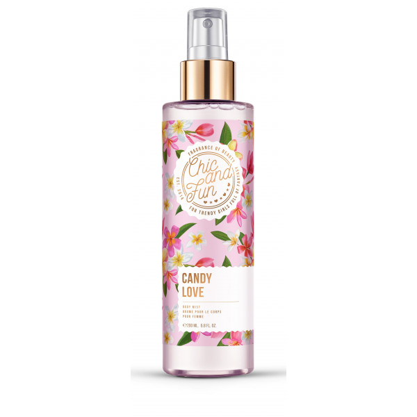 Candy Love Body Mist