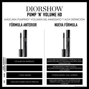 DIORSHOW PUMP'N'VOLUME HD_Máscara Pumping Volumen 090