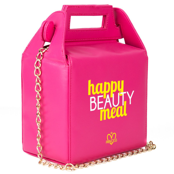 Princess Whapper Happy Beauty Meal Bolso