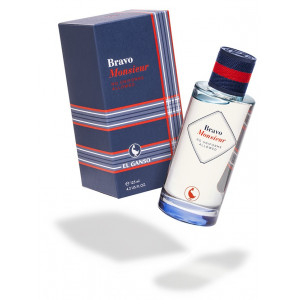 Bravo Monsieur EDT 125ml