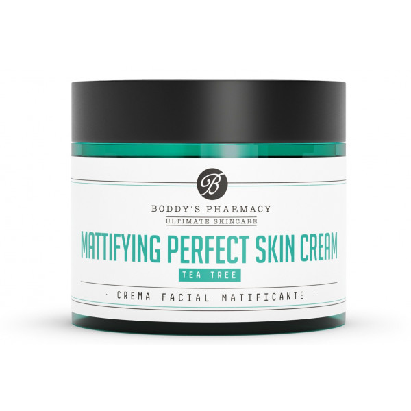 Tea Tree Mattifying Perfect Skin Cream 50ml