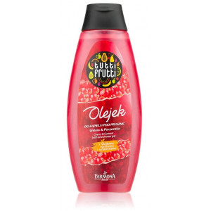 Tutti Frutti Gel de Ducha de Cerezas y Grosellas 425 ml