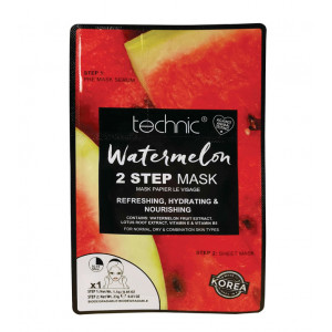 Mascarilla Facial en 2 pasos Watermelon