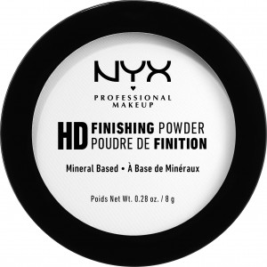 High Definition Finishing Powder Polvos Translúcidos