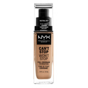 Can't Stop Won't Stop Base de Maquillaje Fluida Neutral Bu