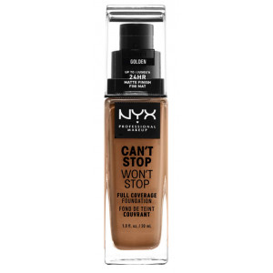 Can't Stop Won't Stop Base de Maquillaje Fluida Golden