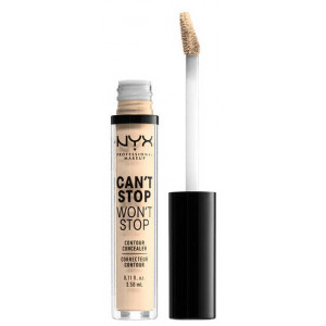 Can't Stop Won't Stop Corrector Pale