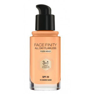 FACE FINITY 3-1 ALL DAY 70 warm sand