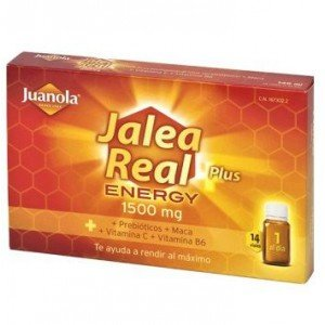 JALEA REAL ENERGY PLUS