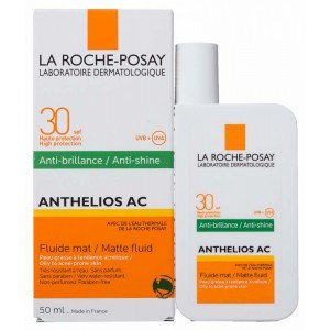 Anthelios Ac Spf30 Fluido Extremo Mat
