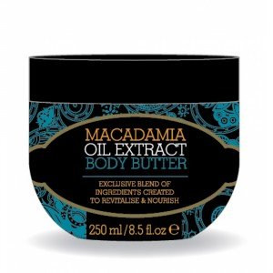 MACADAMIA OIL EXTRACT BODY BUTTER