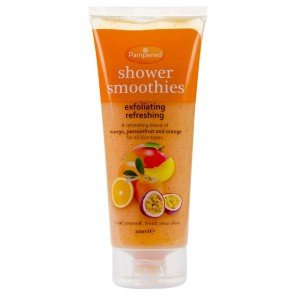 SHOWER SMOOTHIES Exfoliating Refreshing
