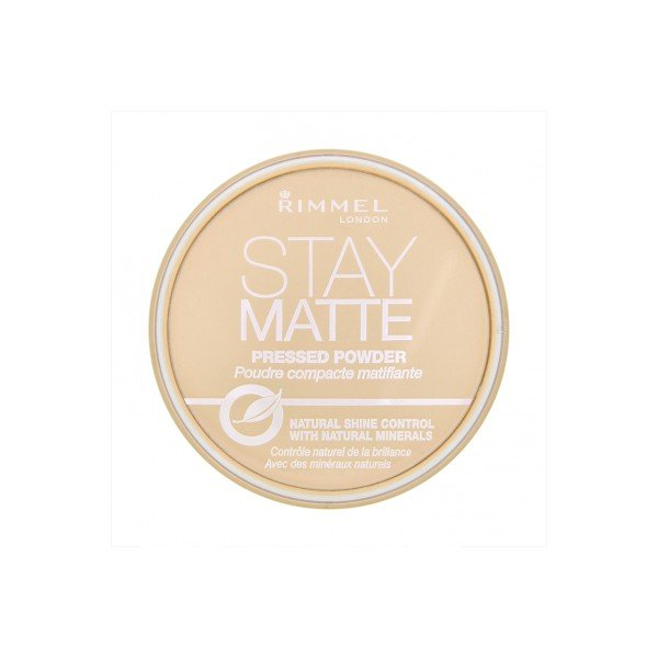 STAY MATTE Polvos matificantes