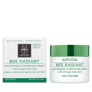 BEE RADIANT Age Defense Illuminating Cream