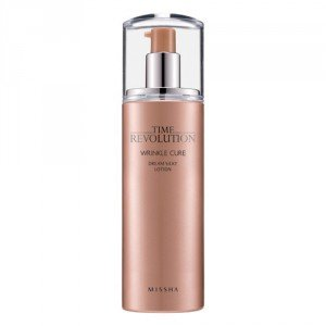 Time Revolution Wrinkle Cure Dream Silky Lotion