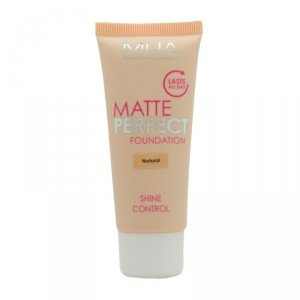 Natural Matte Perfect Shine Control Foundation