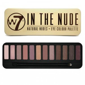In The Nude Paleta