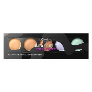 Infalible Total Cover Paleta Correctores