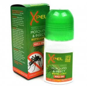 Repelente de Mosquitos Roll On