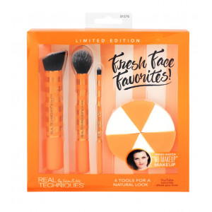 Fresh Face Favorites Set de Brochas