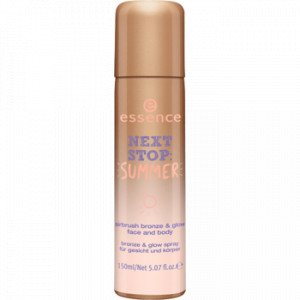 Next Stop Summer Spray Bronze & Glow Rostro Cuerpo